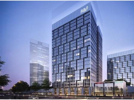 浦东新区 外高桥核心板块 华源国际大厦 精装修写字楼出租