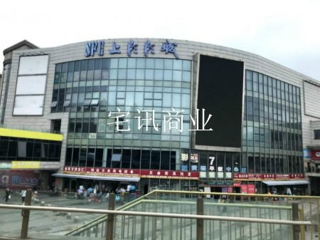 嘉定江桥海波路366号,商业体升级改造,现全新招商,业态不限