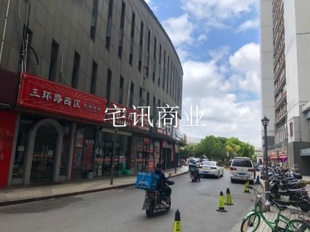 松江九亭沪松公路1399弄,九亭地铁站久久青年城小面积餐饮铺