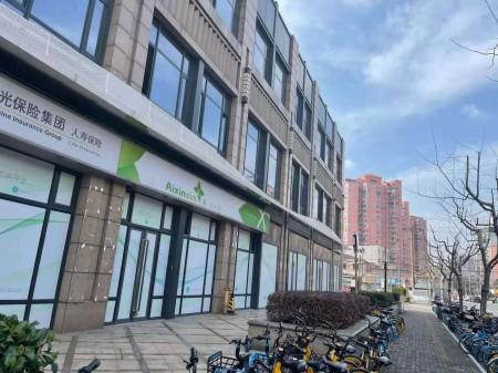 杨浦大连路双线交汇,沿街可重餐,不限业态可分割优质商铺出租