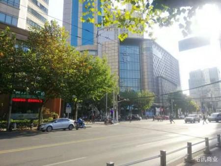 静安区董家渡海森国际大厦康定路1469号整层商铺出租 已协商解约