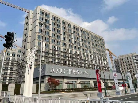 嘉定江桥鹤旋东路188弄,慧创新视界,252平-1700平写字楼出售,近地铁,开发商回款,价格低