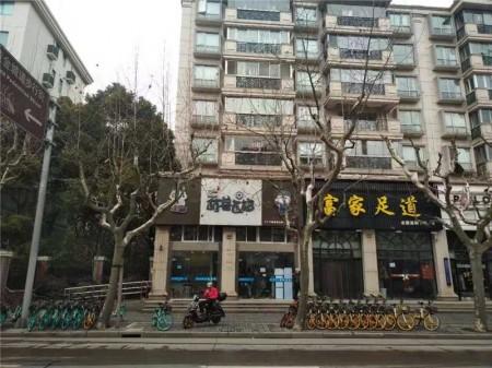 长宁区虹桥镇联鑫虹桥苑安顺路沿街底商出售 业主资金周转