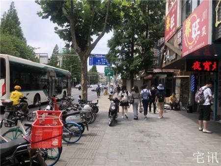 杨浦区江湾镇国定路430号 同周超市 撤场重新招商
