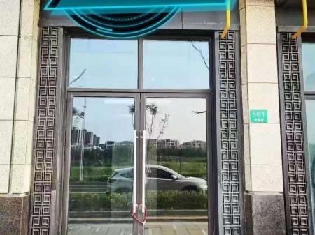 宝山大场走马塘路1228弄,保利熙悦小区门口,空置新铺,开发商清盘超低价出售