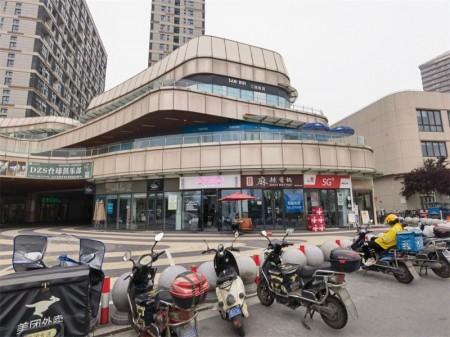 宝山顾村公园陆翔路1018弄,独栋商业综合体,开发商保留房,现在整栋出售