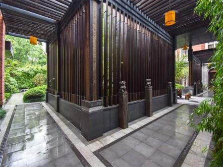 上海杨浦控江路669弄建发公园央墅,周边商业氛围浓郁,可总部办公可私人宴会厅