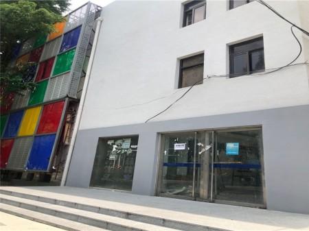 杨浦密云光明水产集团在赤峰路53号,独栋面积8200平房㎡ 打包出租 空置中