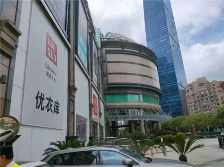 长宁区中山公园板块兆丰广场4楼整层物业出租 可二房东 租约到期