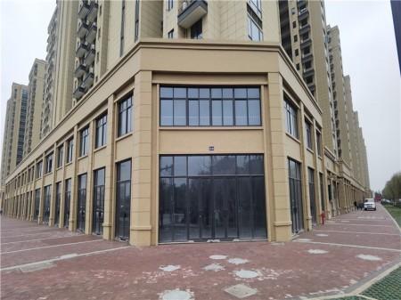 浙江嘉善中都华庭沿街门面房出售 小区住户2000人 新铺销售