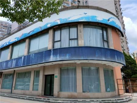 闵行区龙柏核心商圈紫藤路沿街2层 整体出租 租约到期空置