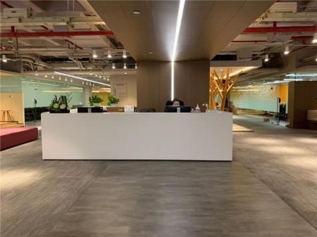 长宁区延安西路2299号长宁世贸商城写字楼出租  为入住企业提供品牌建设