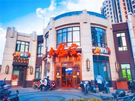 静安区彭浦核心板块曲沃路108号沿街重餐饮商铺出售 房东继续资金