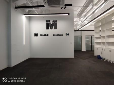 杨浦区江浦路627号E朋汇绿色科技园写字楼出租 600平米可以分割俩层 大业主直租 无中介费