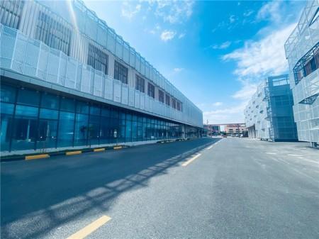松江区 泗泾核心板块 望东北路1号 厂房改办公楼出租 面积大小可自由分割