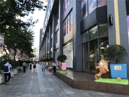 徐汇区 华山路广元路 三楼重餐饮商铺出租 交通大学正对面