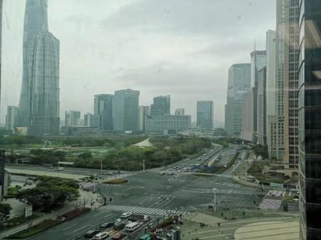 浦东新区 陆家嘴核心板块 银城中路8号写字楼出租 租客租约已到期搬走