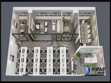 普陀区 常德路板块 精装修写字楼出租 租金低于市场价