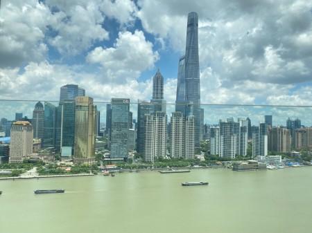 黄浦区 豫园核心商圈 新开河北路10号 整层写字楼出租 一线江景