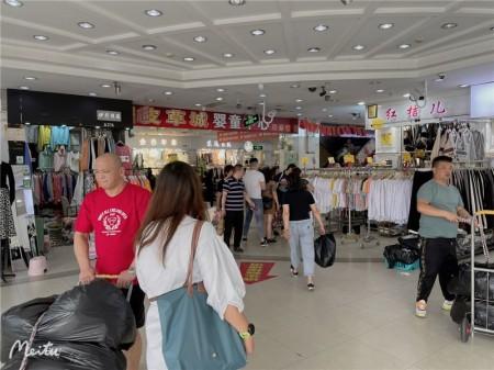 静安区 七浦路 服装批发市场沿街门面房出售 低于市场价